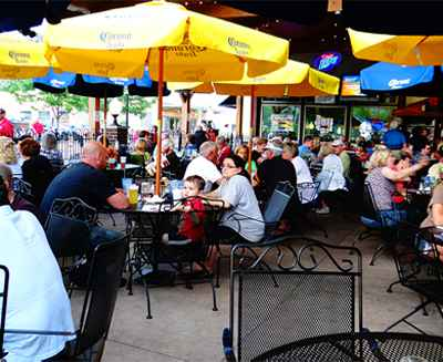 The Best Patios