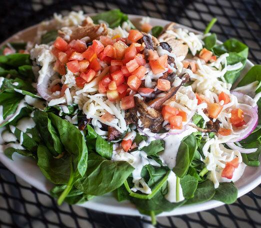 TJ Chumps Salad